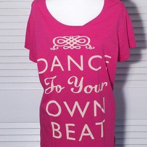 NWOT Dance To Your Own Beat